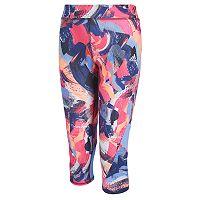 Girls 7-16 adidas Alpha Printed Capri Leggings