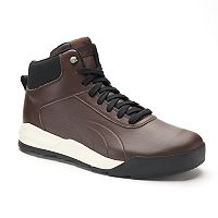 PUMA Desierto Men's Leather Sneaker Boots