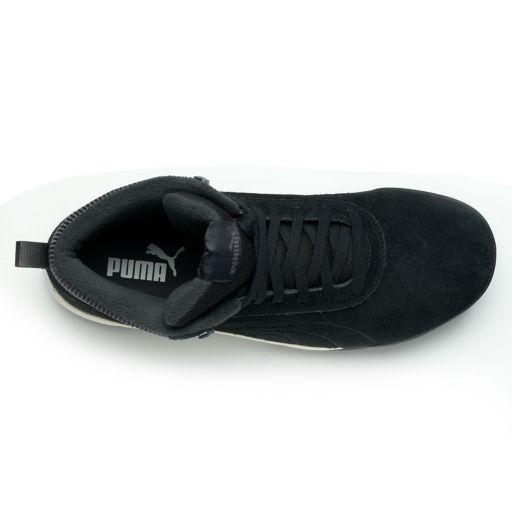 PUMA Desierto Men's Suede Sneaker Boots