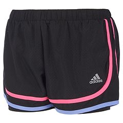 Girls 7-16 adidas Relay Race Shorts
