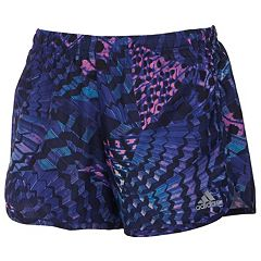Girls 7-16 adidas Breakaway Printed Shorts