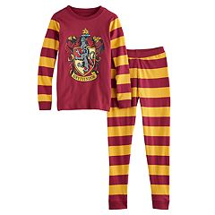 Boys 8-14 Harry Potter Gryffindor 2-Pajama Set
