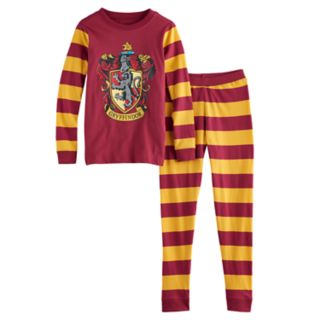 Boys 8-14 Harry Potter Gryffindor 2-Pajama Set