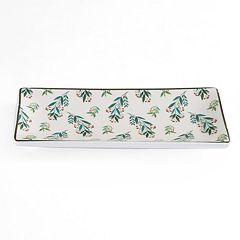 LC Lauren Conrad Berries Rectangular Trinket Tray
