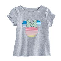 Disney's Baby Girl Minnie Ruffle Sleeve Tee by Jumping Beans®