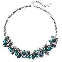 Green Shaky Bead Necklace