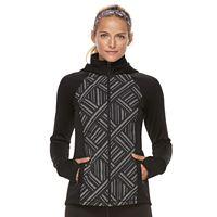 Women's FILA SPORT® Fleece Zip-Up Hoodie