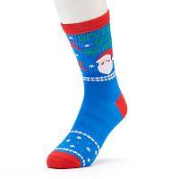 Men's Holiday Crew Socks