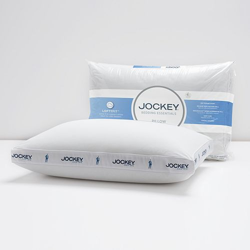 Jockey Extra Firm LoftyFit™ Down-Alternative Pillow