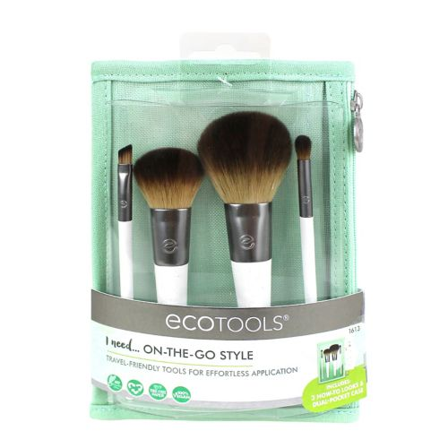Eco Tools On The Go Style Makeup Brush Set by Kohl's