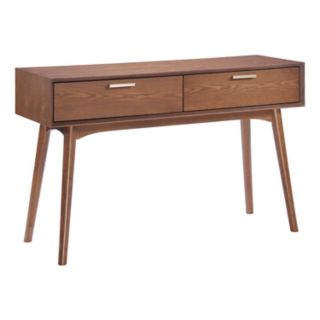 Zuo Modern Design District 2-Drawer Console Table