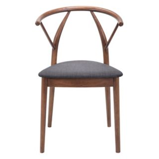 Zuo Modern Mid-Century Dining Chair 2-piece Set