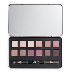 Jolee New York Berry Eyes 12 pc Eyeshadow Palette & Eyeliner Set