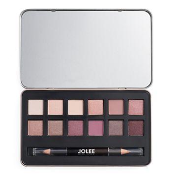 Jolee New York Berry Eyes 12-pc. Eyeshadow Palette & Eyeliner Set