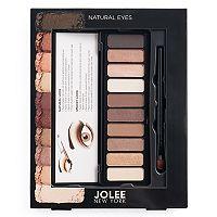 Jolee New York Natural Eyes 10-pc. Eyeshadow Palette