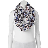 love this life Hibiscus Infinity Scarf