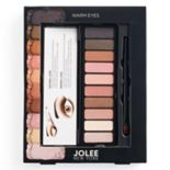 Jolee New York Warm Eyes 10-pc. Eyeshadow Palette