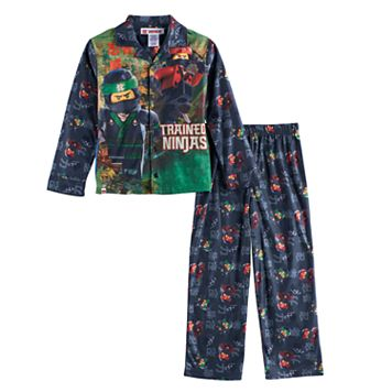 Boys 4-10 LEGO Ninago 2-Piece Pajama Set