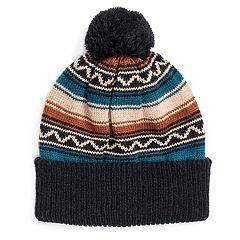 Men's MUK LUKS Pom Pom Hat