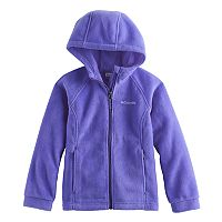 Girls 4-18 Columbia Fleece Hoodie