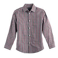 Boys 8-20 Chaps Checker Button-Down Shirt