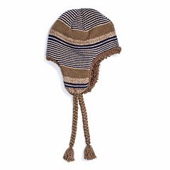 c6495fc5778 Men s MUK LUKS Cable-Knit Ski Hat