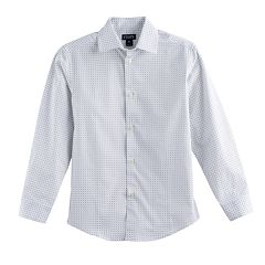 Boys 8-20 Chaps Button-Down Shirt