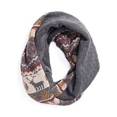 Men's MUK LUKS Eternity Scarf