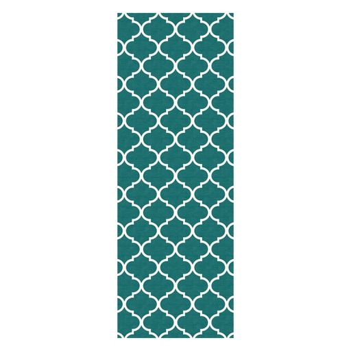 Ruggable® Washable Moroccan Trellis 2-piece Indoor Outdoor Rug System