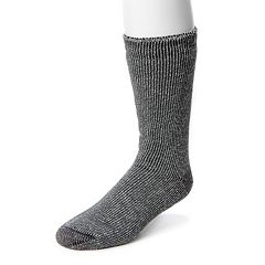 Men's MUK LUKS Heat-Retainer Socks