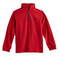 Boys 4-20 Chaps Quarter-Zip Thermal Top
