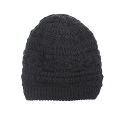 Men's MUK LUKS Textured Beanie