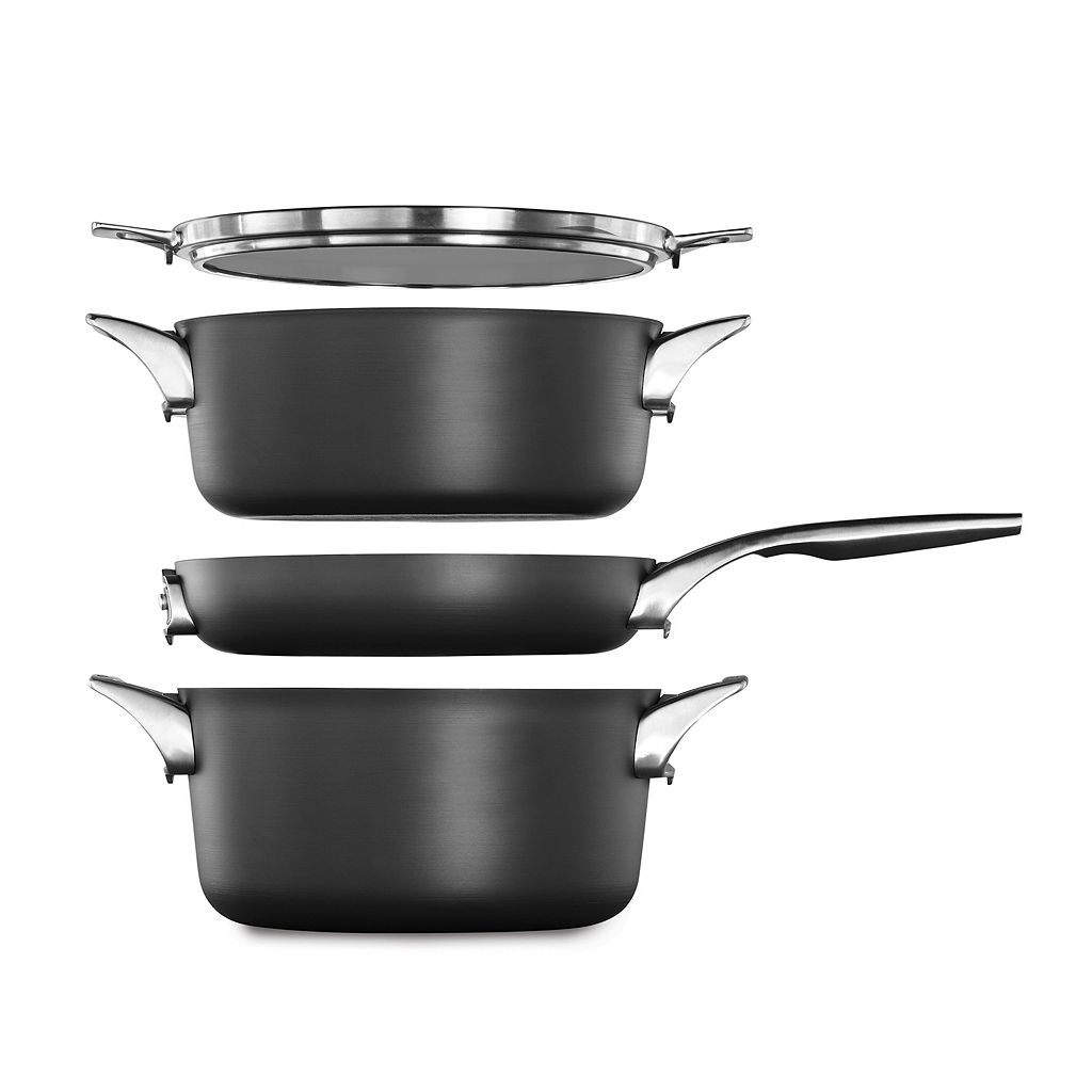 Calphalon Premier Space-Saving Nonstick 5-qt. Dutch Oven