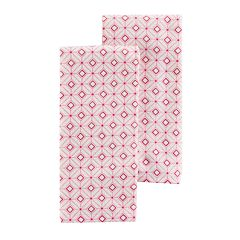 Laura Ashley Geo Kitchen Towel 2-pk.