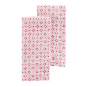 Laura Ashley Geo Kitchen Towel 2-pk.
