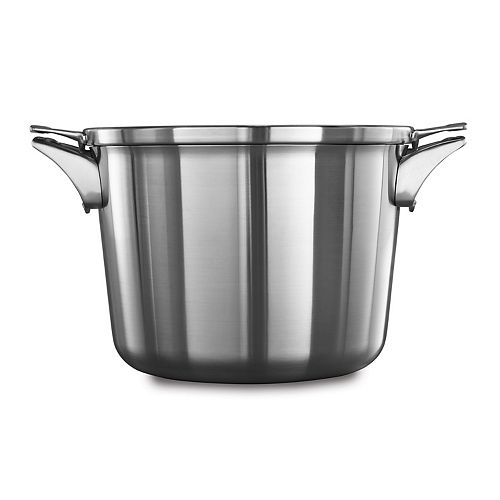 Calphalon Premier Space-Saving 8-qt. Stainless Steel Stockpot