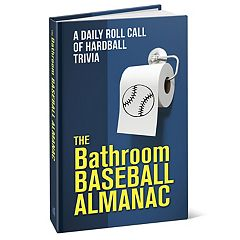 The Bathroom Baseball Almanac Book