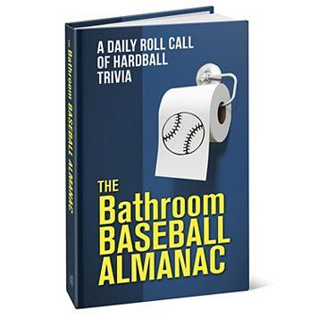The Bathroom Baseball Almanac Book