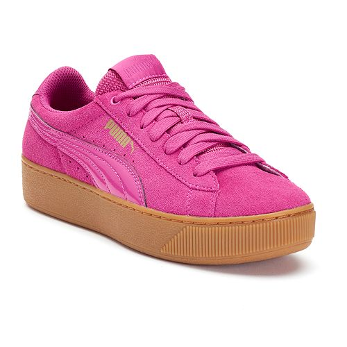 PUMA Vikky Platform Women s Suede Shoes b8ed5e4f2