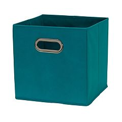 Household Essentials 6-piece Storage Cube Bin Set