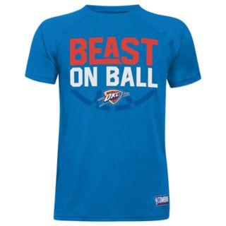 Boys 8-20 Under Armour Oklahoma City Thunder Beast on Ball Tee