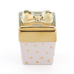 LC Lauren Conrad Bow Trinket Box