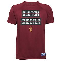Boys 8-20 Under Armour Cleveland Cavaliers Clutch Shooter Tee