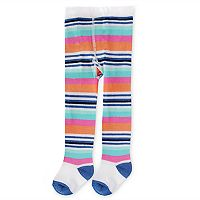 Baby / Toddler Girl Carter's Rainbow Striped Tights