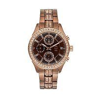 Jennifer Lopez Women's Marilyn Crystal Watch