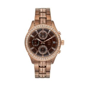 Jennifer Lopez Women's Marilyn Crystal Watch