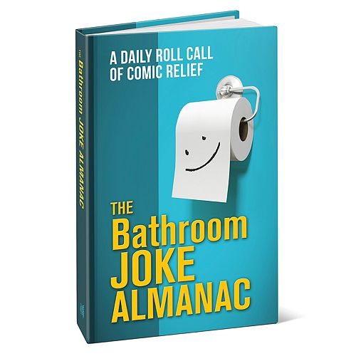 The Bathroom Joke Almanac Book