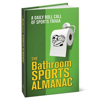 The Bathroom Sports Almanac Book