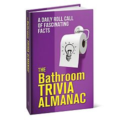 The Bathroom Trivia Almanac Book
