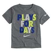 Toddler Boy Nike 'Plays For Days' Graphic Tee